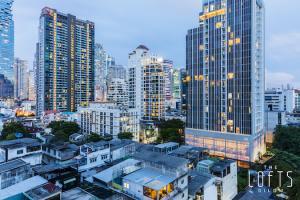 Sale DownCondoSilom, Saladaeng, Bangrak : 🔥Rare Item For Sale 🔥The Lofts Silom (The Lofts Silom) new condo in Silom area near BTS Surasak contact Khun Nun, call 064 554 2655