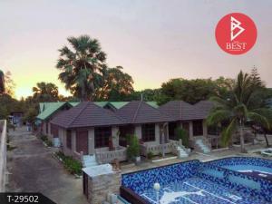 For SaleBusinesses for saleHua Hin, Prachuap Khiri Khan, Pran Buri : Resort for sale, Khao Kalok, Pranburi, Prachuap Khiri Khan.