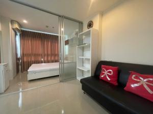 For RentCondoBangna, Lasalle, Bearing : For rent Lumpini Ville Lasalle-Bearing 1 bedroom near BTS Bearing