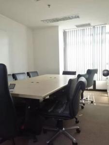 For RentOfficeSilom, Saladaeng, Bangrak : Room for rent, ready to use building, ITF Silom, 10th floor, 209.71 sqm, near BTS Chong Nonsi