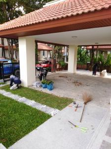 For RentHouseChengwatana, Muangthong : A.N - House for Rent 160 square meters, 4 bedrooms, 5 bathrooms, Chaengwattana, Pak Kret, Nonthaburi, near ISB International School Bangkok
