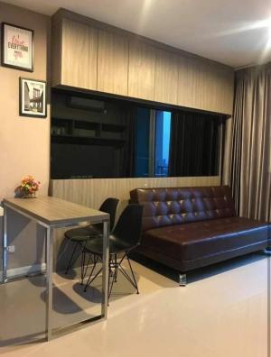 For RentCondoRama9, RCA, Petchaburi : Condo for rent, TC GREEN RAMA 9, rental price 12,000 baht.