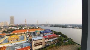 For SaleCondoRama3 (Riverside),Satupadit : U Delight Residence Riverfront 18th floor