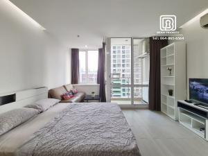 เช่าคอนโด : TC Green condominium : เช่าขั้นต่ำ 1 เดือน/วางประกัน 1เดือน/ฟรีเน็ต/ฟรีทำความสะอาด