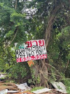 ขายที่ดินสะพานควาย จตุจักร : ขายที่ดิน เนื้อที่ 198 ตารางวา ซอยรัชดาภิเษก36แยก19-3   ที่ดินทำเลดีมาก