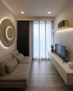 For RentCondoSukhumvit, Asoke, Thonglor : Oka Haus Sukhumvit 36 for rent 1 bed 1 bath 34.75 sqm. rental 18,000 baht/month