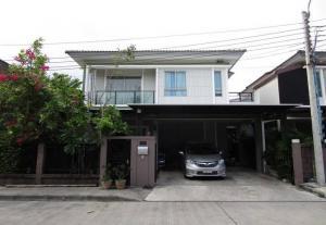For SaleHousePattanakan, Srinakarin : House for sale, The Plant Estique Pattanakarn 38  (ขายบ้านเดี่ยว เดอะ แพลนท์ เอสทีค พัฒนาการ 38)