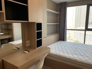 For RentCondoSiam Paragon ,Chulalongkorn,Samyan : Rent Ideo Q Chula-Samyan 18,000 beautiful room, fully furnished.