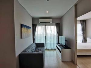 For RentCondoRama9, RCA, Petchaburi : Urgently !! Good price _For Rent 2 Bedrooms 42 Sqm._Condo Lumpini Suite Phetchaburi - Makkasan_MRT: Petchaburi 800 m.