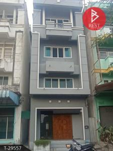 For SaleTownhouseLadkrabang, Suwannaphum Airport : 3.5 storey townhome for sale Lat Krabang renovate the whole new after special price