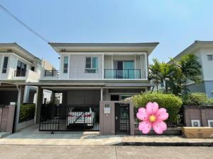For SaleHousePattanakan, Srinakarin : House for sale The Plant Estique Pattanakarn 38 (ขายบ้านเดี่ยว เดอะ แพลนท์ เอสทีค พัฒนาการ 38)