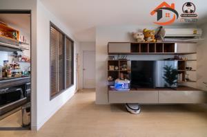 For SaleCondoBangna, Lasalle, Bearing : Condo for sale, Vogue Place Sukhumvit 107, 7th floor, corner room, 41.20 sq m.