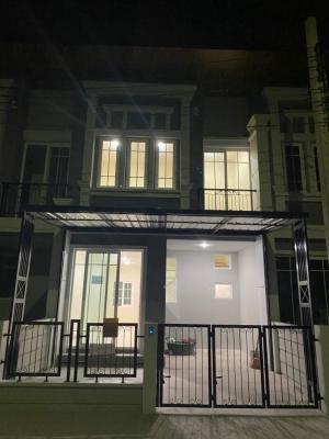 For RentTownhouseEakachai, Bang Bon : Townhome for rent Golden Town Sathorn Golden Town Sathorn.