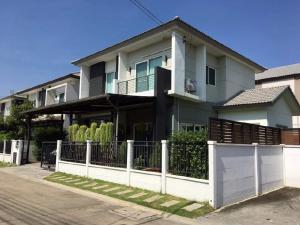 For SaleHouseChengwatana, Muangthong : Sell CENTRO Chaiyapruek Chaengwattana House very new condition ✨
