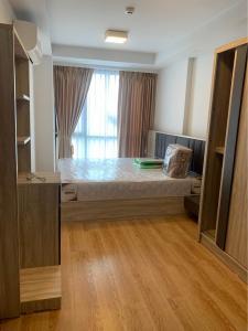 For RentCondoRama9, RCA, Petchaburi : For rent Duplex 2 Bedrooms 26,900 JRY Rama 9 Size 68 sq.m 2 Bathrooms Central rama9-MRT