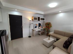 For SaleCondoOnnut, Udomsuk : Condo for sale, the log 3, Sukhumvit 101/1, Wachiratham Sathit, near BTS Punnawithi, Phra Khanong, Bang Chak, Udom Suk Srinakarin, beautiful room 1.25
