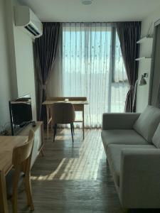 For RentCondoRathburana, Suksawat : Condo for rent - near KMUTT Condo Park Phutthabucha 48, 5th floor, Building B, Room 888/277