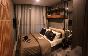 For SaleCondoOnnut, Udomsuk : Elio Delness, 1 bedroom, 30 sq.m., only 2.69 million baht, fully furnished. Ready to move in