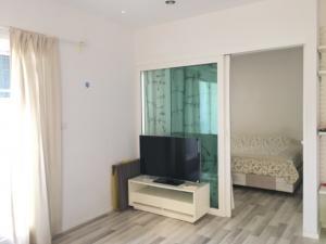 เช่าคอนโดบางซื่อ วงศ์สว่าง เตาปูน : ให้เช่า 1 ห้องนอน คอนโดเดอะคีย์ ประชาชื่น ชั้น 4 ราคา 8,500 บาท/เดือน