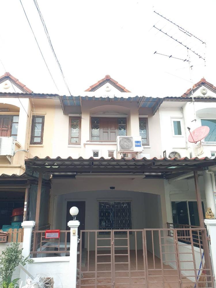 For SaleTownhouseNawamin, Ramindra : ❤ Sale townhouse newly decorated KC3 Hathai Rat 39 Ramintra Khubon installment 7xxx