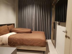 เช่าคอนโดพระราม 9 เพชรบุรีตัดใหม่ : 🔥1 นอน 32 ตรม. 14K🔥 Life Asoke Rama9 ห้องใหม่ ชั้นสูง เครื่องใช้ไฟฟ้าครบพร้อมอยู่ 095-249-7892