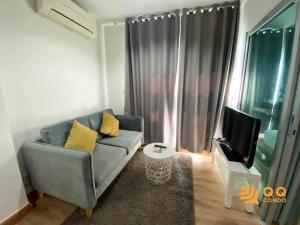 เช่าคอนโดคลองเตย กล้วยน้ำไท : ให้เช่า Aspire Rama 4 - 1ห้องนอน  ห้องสวย เฟอร์ครบ พร้อมเข้าอยู่ ใกล้ BTS เอกมัย