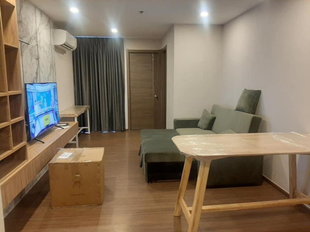 For RentCondoRatchadapisek, Huaikwang, Suttisan : For rent, Artisan Ratchada (🍁 New room 🍁 13000 baht only, size 44 sqm