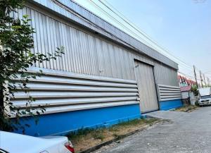 For SaleWarehouseRangsit, Patumtani : APJ030ขายพร้อมผู้เช่า โกดังพร้อมอาคารสำนักงาน เนื้อที่ 148 ตรว. ใกล้ฟิวเจอร์ปารครังสิต