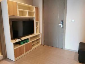 For RentCondoRama9, RCA, Petchaburi : For Rent Life Asoke Rama9 🍁 new room 🍁32 sqm price 13000 baht only very cheap.