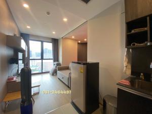 For SaleCondoSiam Paragon ,Chulalongkorn,Samyan : Urgent sale, Ashton Chula Silom, 1 bedroom with furniture, price 6.85 million baht.