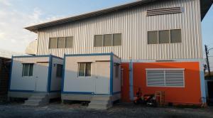 For SaleWarehouseRangsit, Patumtani : APJ031ขายโกดัง  มีออฟฟิศ 2 ชั้น เนื้อที่ 148 ตารางวา พื้นที่ใช้สอย 400 ตารางเมตรถนน รังสิต-นครนายก