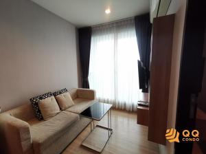 For RentCondoSathorn, Narathiwat : For rent Rhythm Sathorn 1bed size 35 sq.m., Beautiful room, fully furnished.