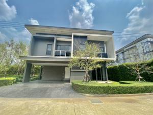 ขายบ้านนวมินทร์ รามอินทรา : ขายบ้านเดี่ยวตกแต่งครบ W villa วัชรพล ราคาดีมากรีบตำ