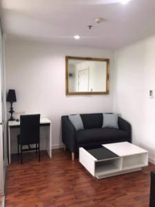For RentCondoKhlongtoei, Kluaynamthai : Condo for rent, beautiful room, ready to move in Electrical appliances, LUMPINI PLACE Rama 4- Kluaynamthai, 28 sqm. Ready to visit.