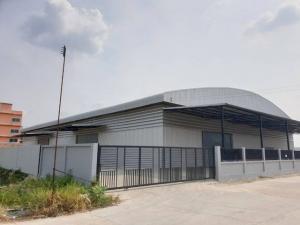 For RentWarehouseYothinpattana,CDC : Code C3920 Warehouse for rent, size 648 sqm., Ramindra Road, Phraya Suren, Khlong Sam Wa