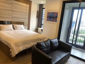 For RentCondoSiam Paragon ,Chulalongkorn,Samyan : Rent Ashton Chula-Silom 1 bedroom 34sq.m. Garden view 22,000 baht.