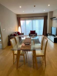 For RentCondoSukhumvit, Asoke, Thonglor : Noble Reveal 2-Bedrooms  3-minute walk from Ekkamai BTS