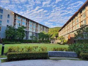 ขายคอนโดเชียงใหม่-เชียงราย : ขาย D condo campus resort Chiang Mai คอนโดหลังมหาวิทยาลัยเชียงใหม่ ราคา 1.8 ล้านบาทเท่านั้น วิวสวน