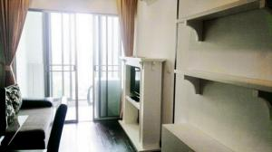 For RentCondoRatchathewi,Phayathai : For rent Ideo Q Phayathai Next to BTS Phayathai, size 1 bed, 36 sq m, 12th floor with complete furniture and appliances