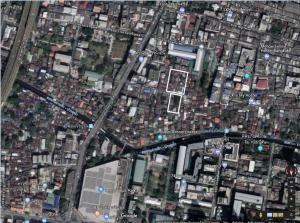 For SaleLandRatchathewi,Phayathai : Land for sale in good location. In Soi King Phet, Phayathai District, selling price per square wah 250,000 baht, land size 756 sq m, near BTS Siam and MBK.