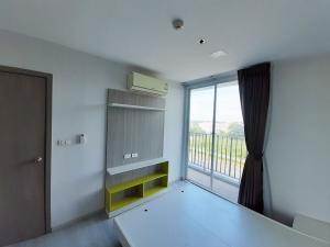 For SaleCondoChengwatana, Muangthong : ขายถูกที่สุด กรีเน่ 1 ห้องนอน 35 ตร.ม. ชั้น 7 ห้องมุม ราคา 2.25 ลบ.