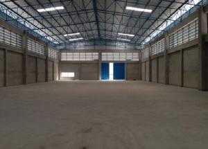 เช่าโกดังสำโรง สมุทรปราการ : ให้เช่าโกดัง โรงงาน พร้อมสำนักงาน พื้นที่ 1,000 ตรม. ถนนแพรกษา ใกล้ตลาดเพชรอารีย์ ใกล้นิคมบางปู