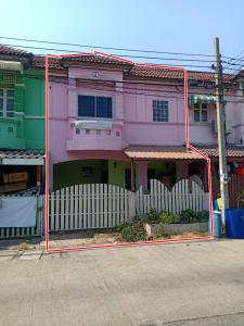 For SaleTownhouseBangbuathong, Sainoi : 2-storey townhouse for sale, 22 sq m.