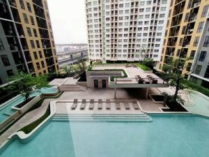 For SaleCondoPinklao, Charansanitwong : @@ Quick sale PLUM Condo Pinklao, 1 bedroom, new griff, cheap price, pool view, contact 087-499-6664@@