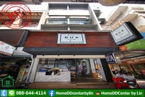 ขายตึกแถว อาคารพาณิชย์สีลม ศาลาแดง บางรัก : ขายตึก ถนนสีลม 4.5 ชั้น 1 คูหา 15.7 ตร.ว. ห้องริม ติด BTS ศาลาแดง MRT สีลม แขวงสุริยวงศ์ เขตบางรัก เหมาะทำกิจการทุกประเภท ราคาสุดคุ้ม