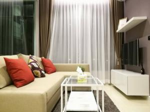 For RentCondoOnnut, Udomsuk : Condo for rent, beautiful room, ready to move in Electrical appliances Mayfair Place Sukhumvit 50 35 sq m. Ready to visit.