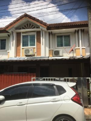 For RentTownhouseRamkhamhaeng,Min Buri, Romklao : Townhouse for Rent in Bangkok, Minburi-Nimitrmai-Suwintawong  Pruksa Ville 5, Pracharuamjai Rd., Minburi, 3 Bedrooms, 2 Restrooms,