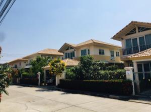 ขายบ้านบางใหญ่ บางบัวทอง ไทรน้อย : ขายบ้านเดี่ยว หมู่บ้าน ศุภาลัยพาร์ควิลล์ วงแหวน-ราชพฤกษ์ 4.9 ล้าน