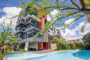 For SaleCondoBuri Ram : Luxury condo in the heart of Buriram 2,120,000 price negotiable