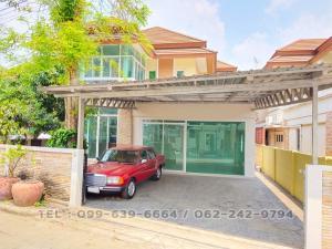 For RentHouseVipawadee, Don Mueang, Lak Si : Sell / rent 2 storey house, Seranee Raya, Don Muang.